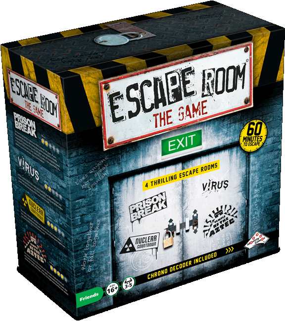 escape room the game about the thrilling escape room