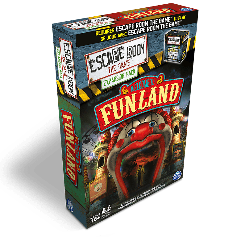Escape Room The Game - Expansion Packs