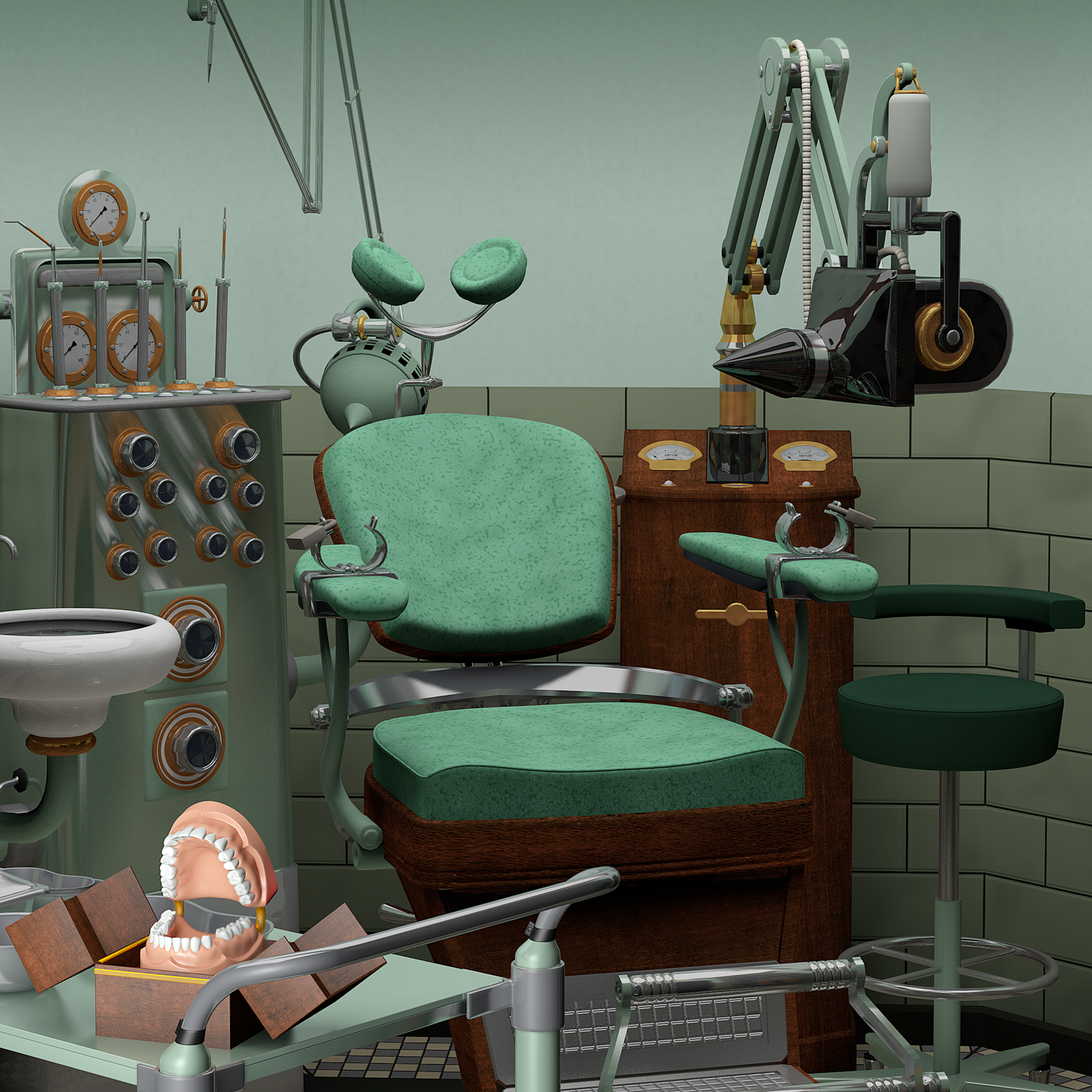 Escape Room The Game - The Dentist